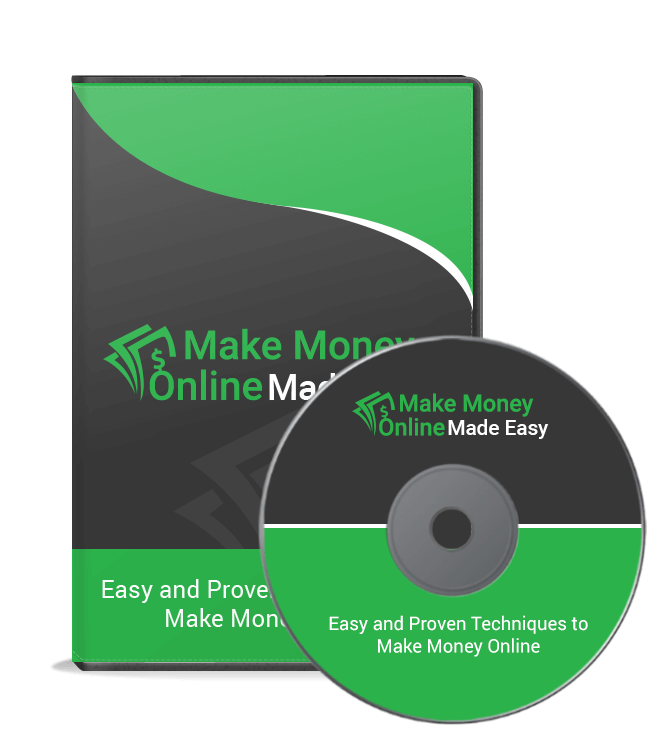 Learn how to Make Money Online - Online Course