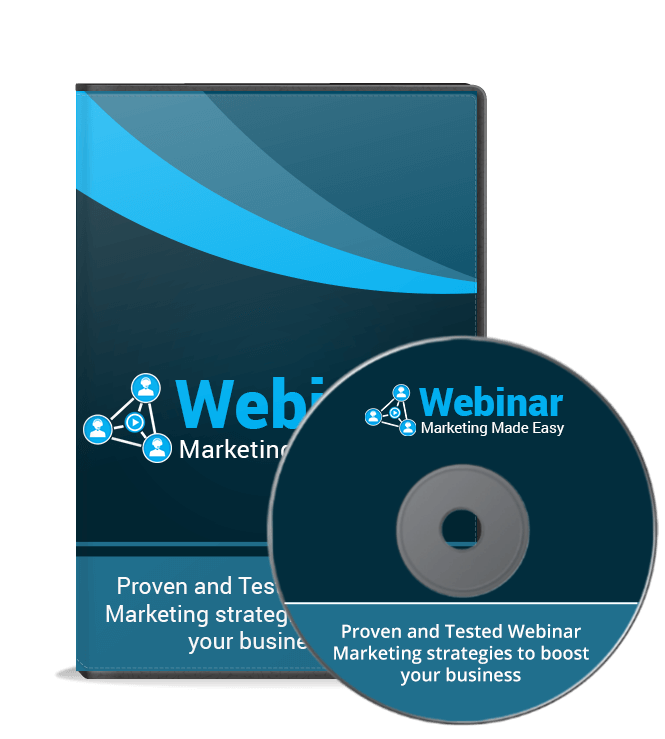 Sell Anything With Webinar Marketing