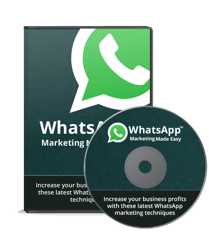 Whatsapp Marketing DVD Course