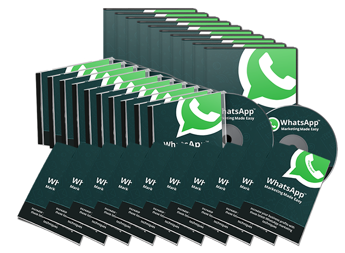 Whatsapp Marketing HD Videos Training